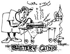 Red's Battery Clinic